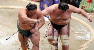 Okinoumi contre Terunofuji