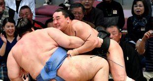 Harumafuji contre Aoiyama