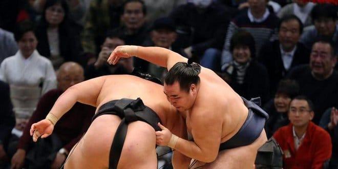Kakuryu contre Goeido