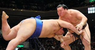 Hakuho contre Shodai