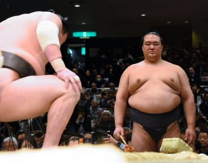 Kisenosato se rapproche du yusho