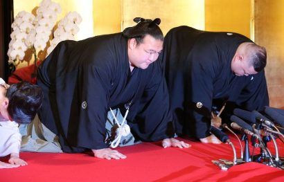 Kisenosato est officiellement promu 72e yokozuna