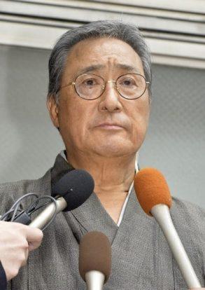 L'ancien yokozuna Kitanofuji opéré du coeur