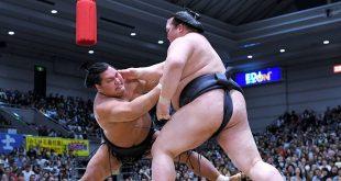 Kisenosato contre Shohozan