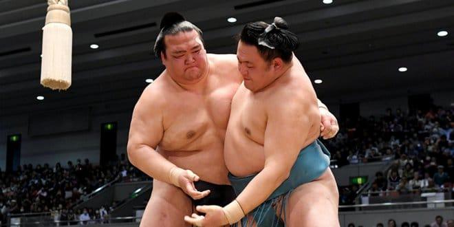 Kisenosato contre Tamawashi