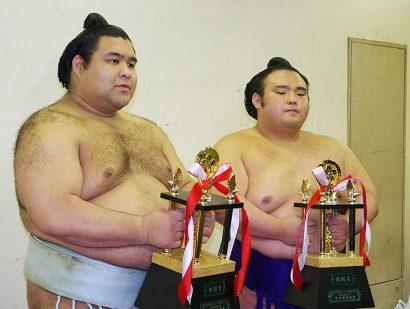 Takayasu va se battre pour sa promotion au rang d'ôzeki