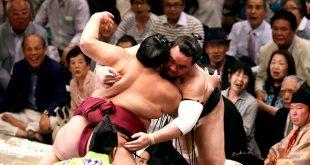 Harumafuji contre Mitakeumi