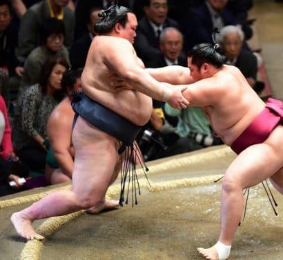 Endo terrasse Kisenosato pour la 3e fois