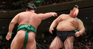 Yoshikaze contre Kisenosato