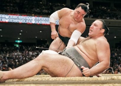 Harumafuji continue sur sa lancée