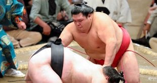 Onosho contre Harumafuji