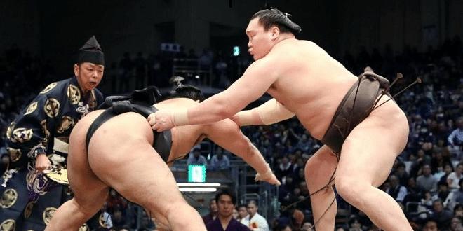 J9 – Hakuho fait un pas de plus vers un 40ème titre