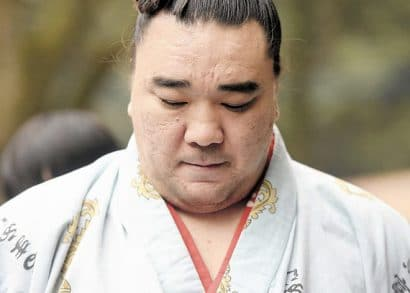 Harumafuji au coeur d'un scandale