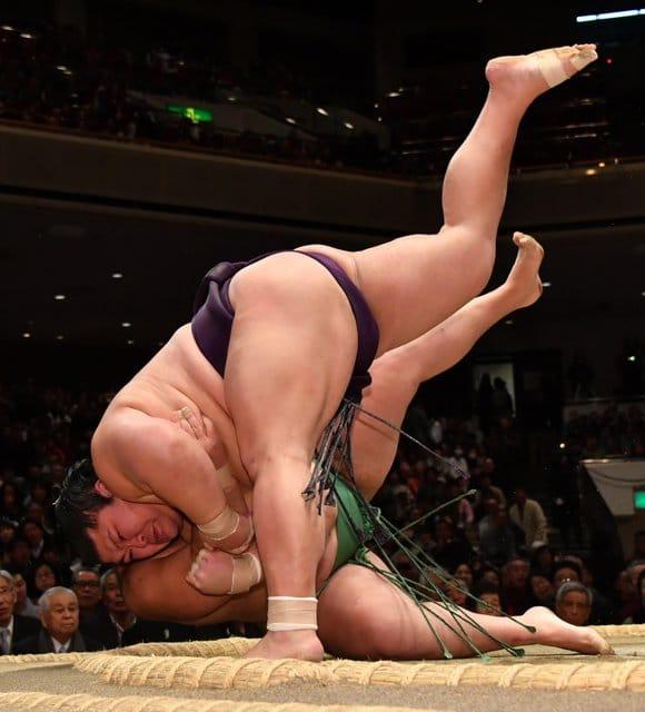 Takekaze contre Kaisei Ipponzeoi