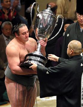 Tochinoshin yusho