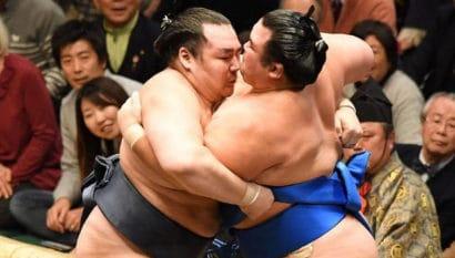 Kakuryû maintient sa position de tête