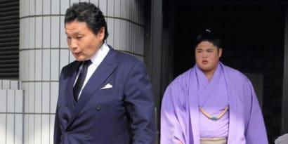 Takanohana rétrogradé suite à de nouvelles affaires