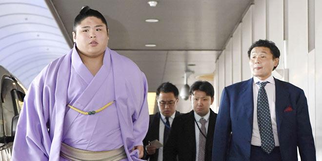 Nouveau cas d'agression dans le sumo
