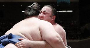 Tochinoshin contre Ichinojo