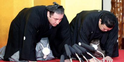 Tochinoshin officiellement promu ôzeki