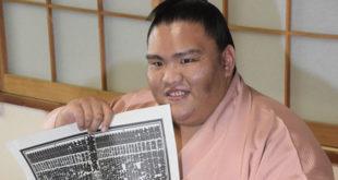 Mitakeumi aki basho banzuke