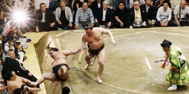 J14 – 41e titre pour Hakuho