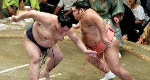 Kisenosato contre Chiyotairyu