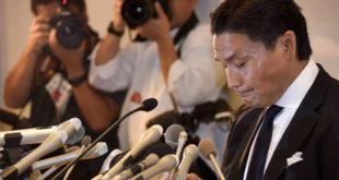 Takanohana démissionne