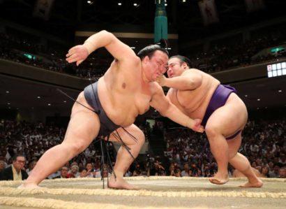 Yokozuna et Ozeki en force