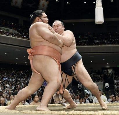 Les leaders restent inchangés : Kakuryu et Tochinoshin mènent le tournoi