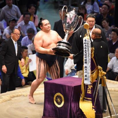 Kakuryû et la Coupe de l'Empereur