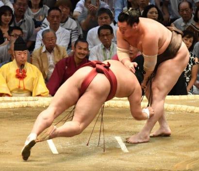 Hakuhô contre Abi