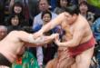 J13 – Hakuhô à une victoire du yûshô