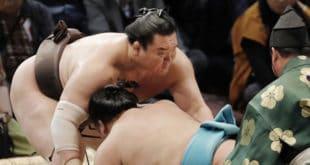 Hakuho contre Meisei
