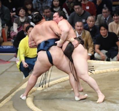 Hakuhô repousse Tamawashi