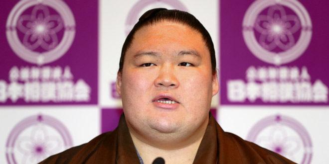 L'ex-ozeki Goeido ne doute pas de sa retraite