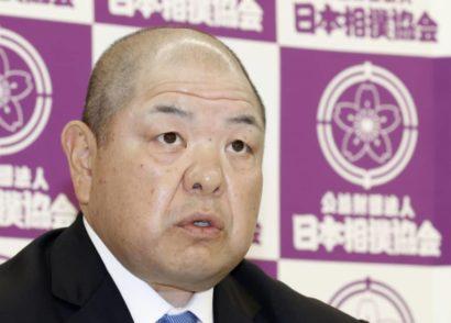 Le président de la NSK Hakkaku