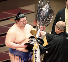 Shodai yusho