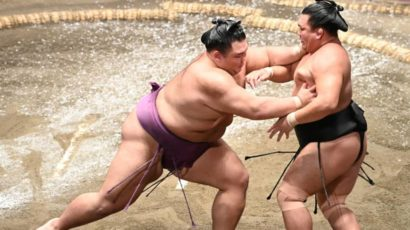 Asanoyama se défait de Terutsuyoshi