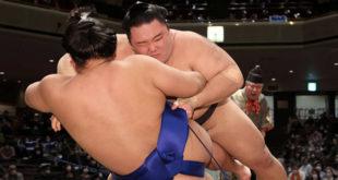 Akiseyama contre Kotoshoho