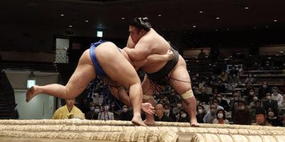 Takakeisho contre Kotoshoho