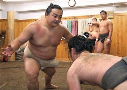 Sokokurai en séance d'entraienement
