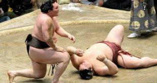 Hakuhô contre Kisenosato