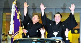 Hakuhô remporte son 25ème tournoi