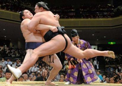 Tokitenku contre Kyokutenho