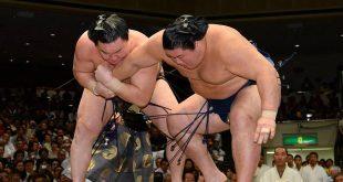 Hakuho contre Goeido