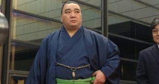 Yokozuna Harumafuji