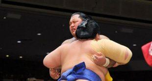 Kotoshogiku contre Shohozan