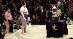Aoiyama remporte le grand tournoi de sumo