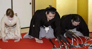 Kakuryu devient yokozuna
